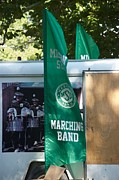Marching Band Prints - Marching Print by Joseph Yarbrough