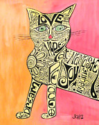 Namaste Originals - Marcia Marcia Marcias Kitty by Jo Claire Hall