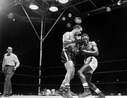 Heavyweight Photos - Marciano & Charles, 1954 by Granger