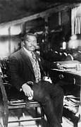 Nationalism Prints - Marcus Garvey 1887-1940, Founded Print by Everett