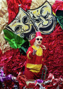 Highsmith Prints - Mardi Gras Costume - New Orleans Louisiana Print by Carol M Highsmith