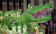 Highsmith Prints - Mardi Gras Float - New Orleans Louisiana Print by Carol M Highsmith