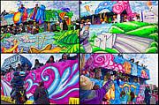 Mardi Gras Fun Print by Steve Harrington