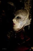 Mardi Gras Mask Print by Christopher Holmes