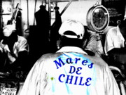 Pop Art Photos - Mares de Chile ... Blue by Funkpix Photo  Hunter