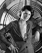 Bourke White Prints - Margaret Bourke-white, 1933 Print by Everett