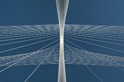 Margaret Hunt Hill Bridge Print by Todd Landry Photography