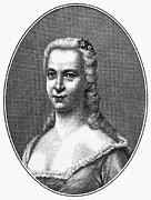 Margareta Moller Klopstock Print by Granger