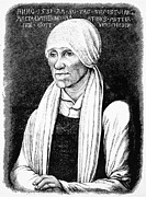 Margarethe Luther Print by Granger