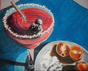 Strawberry Originals - Margarita Anyone by Terry Godinez