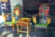 Key West Mixed Media - Margaritaville by Bob Senesac