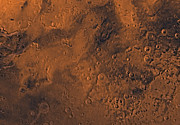 Astrogeology Photos - Margaritifer Sinus Region Of Mars by Stocktrek Images