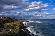 Marginal Way Prints - Marginal Way Print by Tom Callan