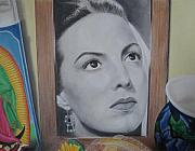 Icon Pastels - Maria Bonita by Lynet McDonald