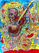 Jon Baldwin  Art - Mariachi