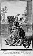 Duchess Framed Prints - Marie Adelaide Of Savoy Framed Print by Granger