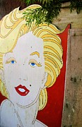 Marilyn Munroe Art - Marilyn by Ethna Gillespie