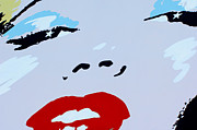 Marilyn Monroe 1 Print by Micah May