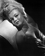 Marilyn Portrait Prints - Marilyn Monroe, Ca. Early 1950s Print by Everett
