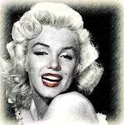 Sex Symbol Photos - Marilyn ..Norma Jeane by Elaine Manley