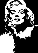 Siobhan Bevans - Marilyn Pop Art