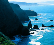 Bonita Point Photos - Marin Headlands San Francisco Bay by Utah Images