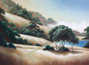 Marin County Originals - Marin Hike by Charle Hazlehurst