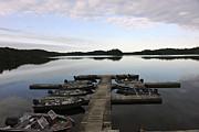 Dan Friend - Marina northern lake Canada