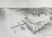 Timothy Bettcher - Marina Rendering