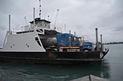Randy J Heath - Marine City Mich car truck ferry
