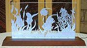 Marine Glass Art - Marine Life by Steven Straight