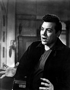 1950s Portraits Prints - Mario Lanza, 1950s Print by Everett