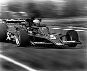 Formula One Photos - Mario by Mike Flynn