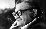 Author Prints - Mario Puzo Print by Everett