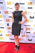 Toronto International Film Festival Tiff Framed Prints - Marion Cotillard Wearing A Lefranc Framed Print by Everett