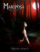 Eric Armusik Prints - Mariposa     Cover for Book Two from Author Rebekah Armusik Print by Eric  Armusik