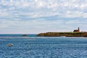 Christine Till - Mark Abbot Memorial Lighthouse - Lighthouse on the beach - Santa Cruz CA USA