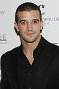 Kim Kardashian Posters - Mark Ballas At Arrivals For Kim Poster by Everett
