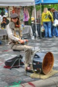Drummer Art - Market Image 25 by David Bearden