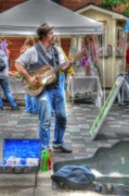 Guitarist Art - Market Image 26 by David Bearden