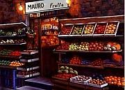 MaryAnn Stafford - Market In Rome