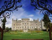 Castle Gates Framed Prints - Markree Castle, Collooney, Co Sligo Framed Print by The Irish Image Collection