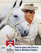 1969 Photos - Marlboro Ad, 1969 by Granger