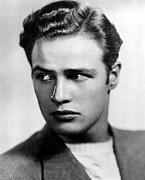G.a.-2 Prints - Marlon Brando In The 1940s Print by Everett
