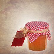 Groceries Photo Posters - Marmalade gift vintage Poster by Jane Rix