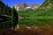 Steve Boice - Maroon Bells 