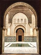 Chuck Kuhn - Marrakesh Architecture IV
