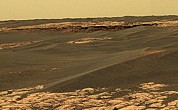 Erebus Photos - Mars Surface, Opportunity Rover Image by Jpl-caltechcornellnasa