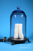 Volumes Prints - Marshmallows In A Vacuum, 2 Of 5 Print by Ted Kinsman