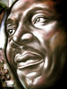 King Pastels Originals - Martin Luther King Jr  by Zach Zwagil